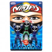 Item# CJ27645 - Crawling Ninja Figure (48pcs @ $1.30/pc)