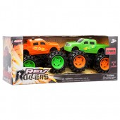 Item# CJ27884 - 2pk Monster Truck Set (6pks @ $9.30/pk)