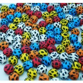 27SAF - 27mm Sarafi Bouncy Balls (250pcs @ $0.08/pc)