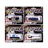 "Item# KK28999 - Asst 3"" Diecast Police Cars (24pcs @ $1.40/pc)"