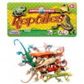 Item# CJ28999 - 10pc Lizards Play Set (36pks @ $1.30/pk)