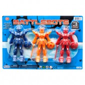 "Item # CJ29376 - 4.5"" Battle Droids Play Set (24pks @ $1.45/pk)"