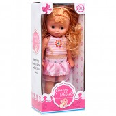 "Item# CJ29418 - 9.5"" Doll With Accessories (24pcs @ $7.50/pc)"