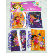 "CAND61 - 3.5"" Dora the Explorer 3D Lenticular Notebook (24 pcs @ $0.69/pc)"