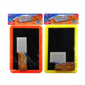 "Item# KK30008 - 9.8"" BLACK BOARD (24pcs @ $1.25/pc)"