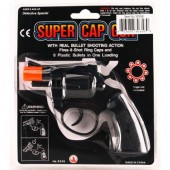 Item# CJ30358 - Toy Cap Revolver (24pcs @ $0.90/pc)