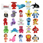 Item # A13L275 - Jumbo 20% Licensed Plush Kit (75 pcs @ $3.15/pc)`)
