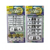 Item# KK47563 - 2 ASST. KIDDY CASH (24pks @ $1.25/pk)