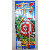 "BR55 - 12"" Bow & Arrow Shooter (12 pcs @ $1.25/pc)"