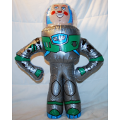 "BR50 - 22"" Inflatable Buzz Lightyear Style Character (12 pcs @ $2.00/pc)"