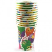 HWH151 - 9oz. Balloon Cups 12ct. (36pks @ $1.10/pk)
