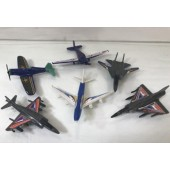 "JET55 - Asst. 6"" Planes & Jets Mix (72pcs @ $0.49/pc)"