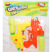 "BR135 - 6.5"" Toy Water Gun (24 pcs @ $0.59/pc)"