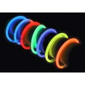"CZ70D - Light Up 8"" Glow Bracelets (100pcs @ $0.20/pc).."