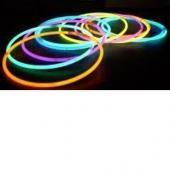 70E4 0 Glow Becklaces (100pcs @ $0.50/pc)