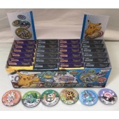 "POKMAG - Asst. 2pk Pokemon 1.75"" Character Round Magents in Box (24pks @ $1.15/pk)"