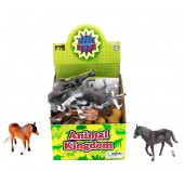 "Item# KK77544 - 8"""" HORSE ASST. (24pcs @ 1.15/pc)"