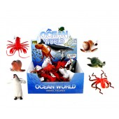 "Item# KK77548-DPY - 7"""" OCEAN ANIMAL ASST. (24pcs @ $1.30/pc)"