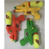 "WATERG6W - Asst. Colorful 6.5"" Water Guns (24pcs @ $0.75/pc)"