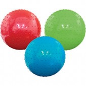 Item# A17KNOB - 7'' Inflatable Knobby Balls (250 pcs @ $0.55/pc)