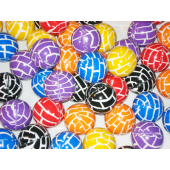 45BRICK - 45mm Brick Design Bouncy Balls (50pcs @ 40.45/pc)