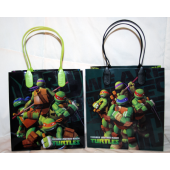 "BR185 - 6"" Ninja Turtles PVC Gift Bag (12 pcs @ $0.80/pc)"