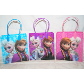 "BR188 - 6"" Frozen PVC Gift Bag (12 pcs @ $0.80/pc)"