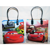 "BR237 - 6"" Assorted Disney Cars PVC Bag (12 pcs @ $0.80/pc)"