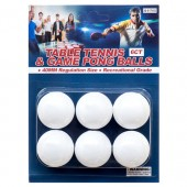 Item# CJ94234 - 6ct Toy Plastic Balls (36pks @ $1.00)