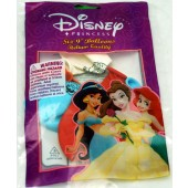 "BALLOON2 - Princess 6pk 9"" Balloons (12pcs @ $1.20/pc)"