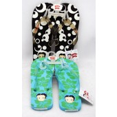 BBFLIP - Betty Boop Asst. Adult Flip Flops (12pcs @ $2.00/pc)