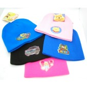BEANIE1 - Asst. Licensed Winter Beanies (12pcs @ $2.00/pc)