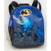 "BMBP3 - Batman 10""  PVC Back Pack (6pcs @ $3.50/pc)"