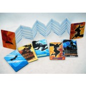 "BMMA - Batman 3""x2"" Magnetic Address Books (12pcs @ $0.65/pc)"
