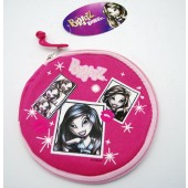 BRCD - Bratz Canvas CD Case (12pcs @ $1.50/pc)