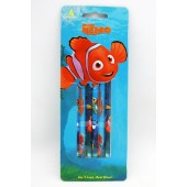 FN6P - Finding Nemo 6pk Pencils (12pcs @ $1.25/pc)