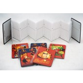 "INCMAB - Incredibles 3""x2"" Mini Magnetic Address Book (12pcs @ $0.65/pc)"