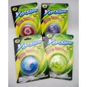 "LIGHTYO3 - 2"" Light Up YoYo on Blister Card (12pcs)"