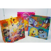 "LTGB - Looney Tunes 6.5"" Gift Bags (12pcs @ $1.50/pc)"