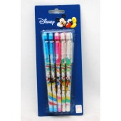 MMPP - Mickey 10pk Push Pencils (6pks @ $2.50/pc)