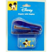 MMSTAPLE - Mickey & Minnie Staplers on Blister Card (12pcs @ $1.25/pc)