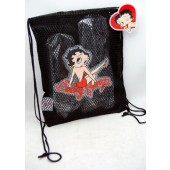 "NET2 - Betty Boop 12""  Net Bag (12pcs @ $2.00/pc)"