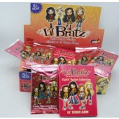 TRADE14 - Lil Bratz Sticker Trading cards (12pks @ $0.99/pc)