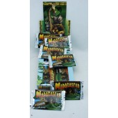 TRADEMAD - 5pc Madagascar Trading Cards (12pks @ $0.99/pc)