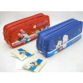 PENCS2 - Mickey and Minnie Pencil Case (12pcs @ $2.25/pc)
