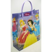 "PRGB2 - Disney Princess 12"" Asst.  pvc Gift Bags (12pcs @ $3.00/pc)"