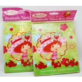 SSBC - Strawberry Shortcake Stretch Book Cover (12pcs @ $1.25/pc)