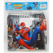 "SMPA3 - Spiderman 4""x6'' Spiral Photo Albums (12pcs @ $1.50/pc)"