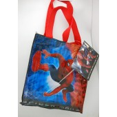 "SPTOTE2 - Spiderman 7"" x 7"" PVC Tote Bag (12pcs @ $1.50/pc)"