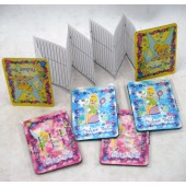 "TBMAB - Tinker Bell 3""x2"" Mini Magnetic Address Book (12pcs @ $0.65/pc)"